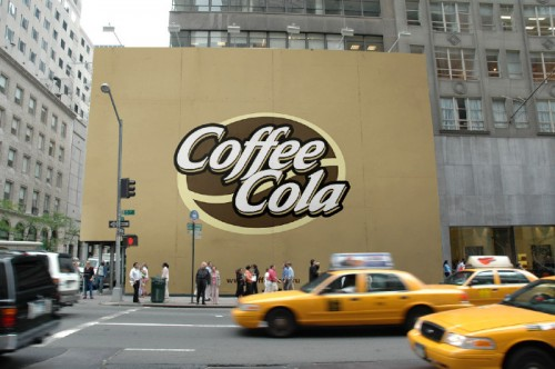 Coffee Cola Amerika